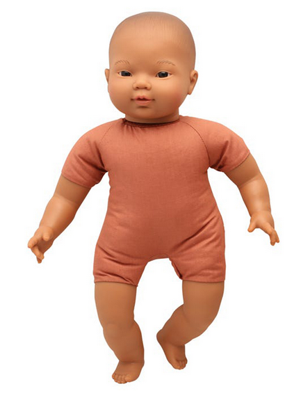 Soft Body Baby Doll Indian