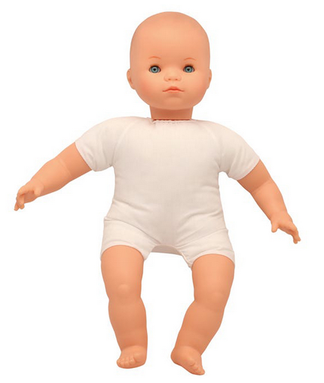 Soft Body Baby Doll Caucasian